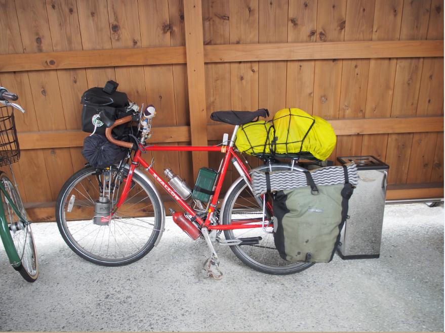 20161114 自転車旅1
