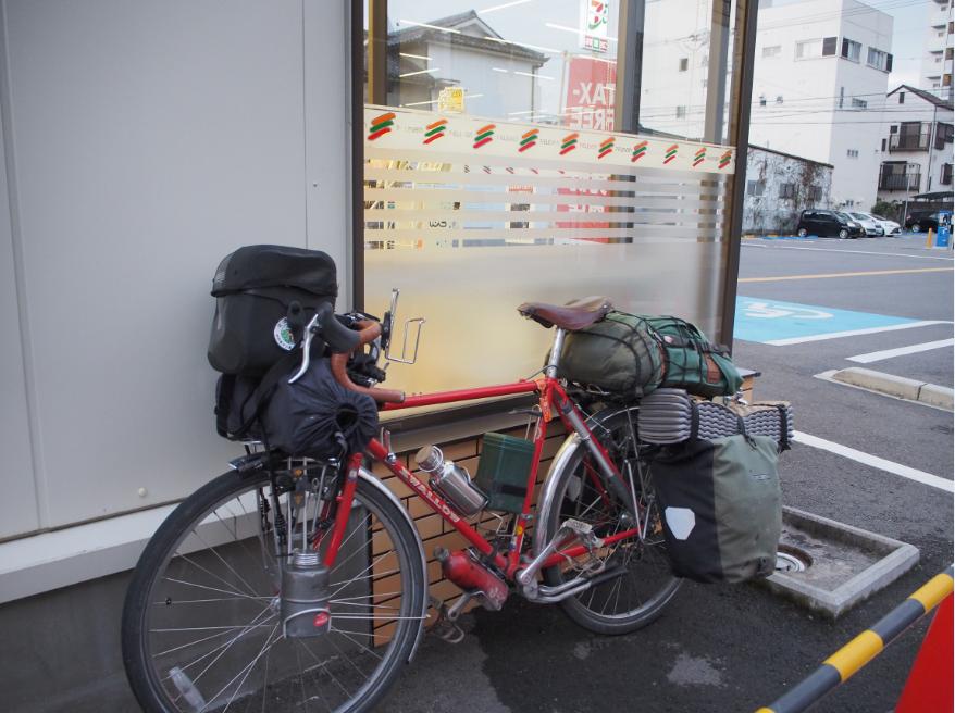 20161116 自転車旅1