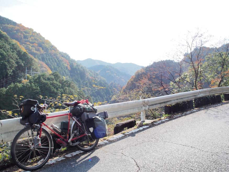 20161117 自転車旅1