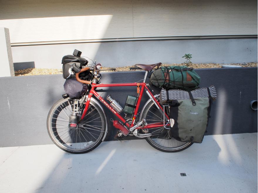 20161122 自転車旅1