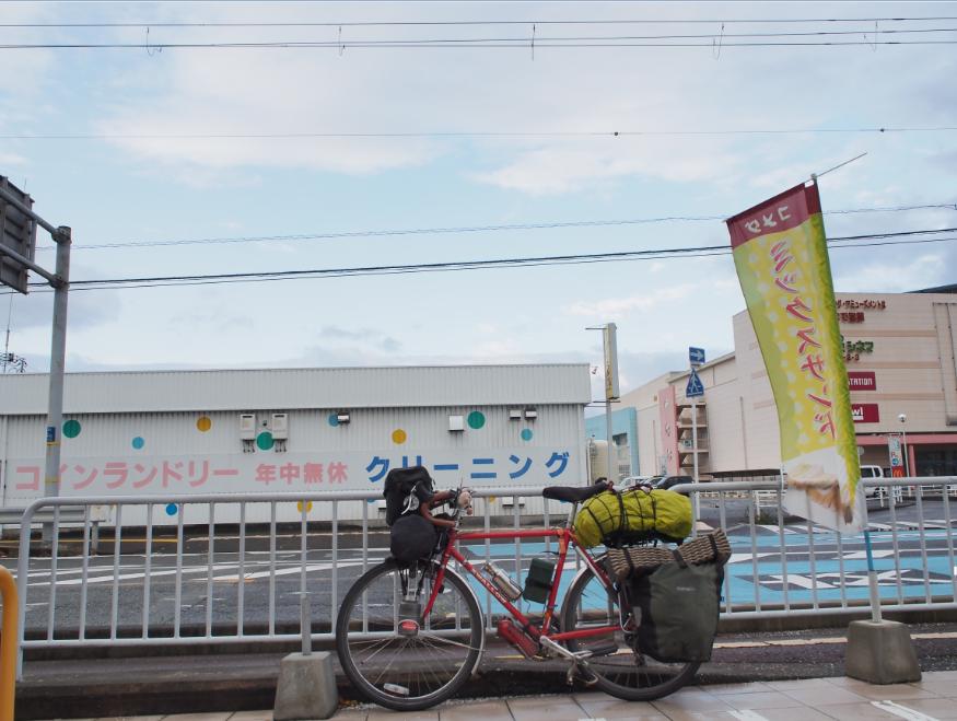 20161124 自転車旅1