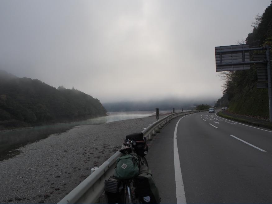 20161126 自転車旅1