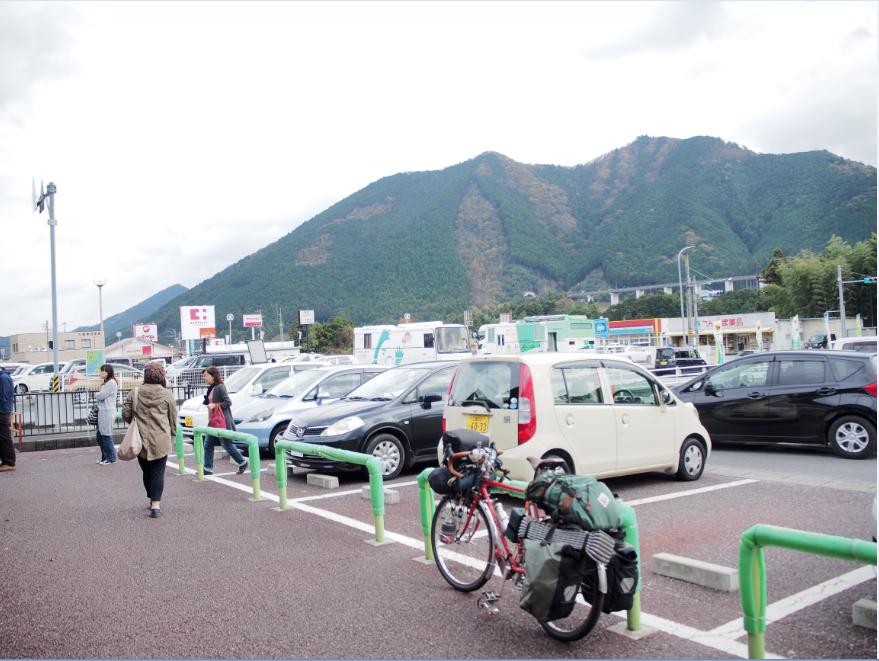 20161128 自転車旅昼飯1