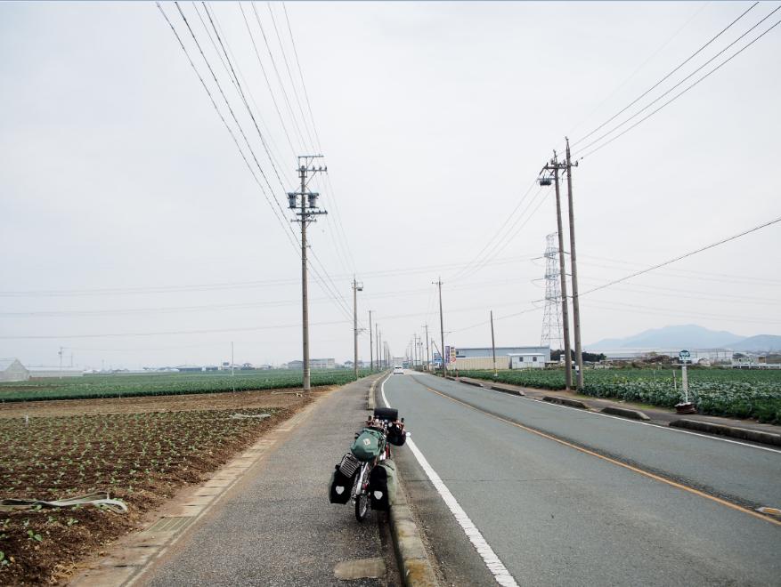 20161201 自転車旅1
