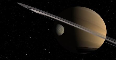 土星ミマス1 (2)