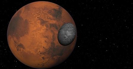 火星フォボス1 (2)