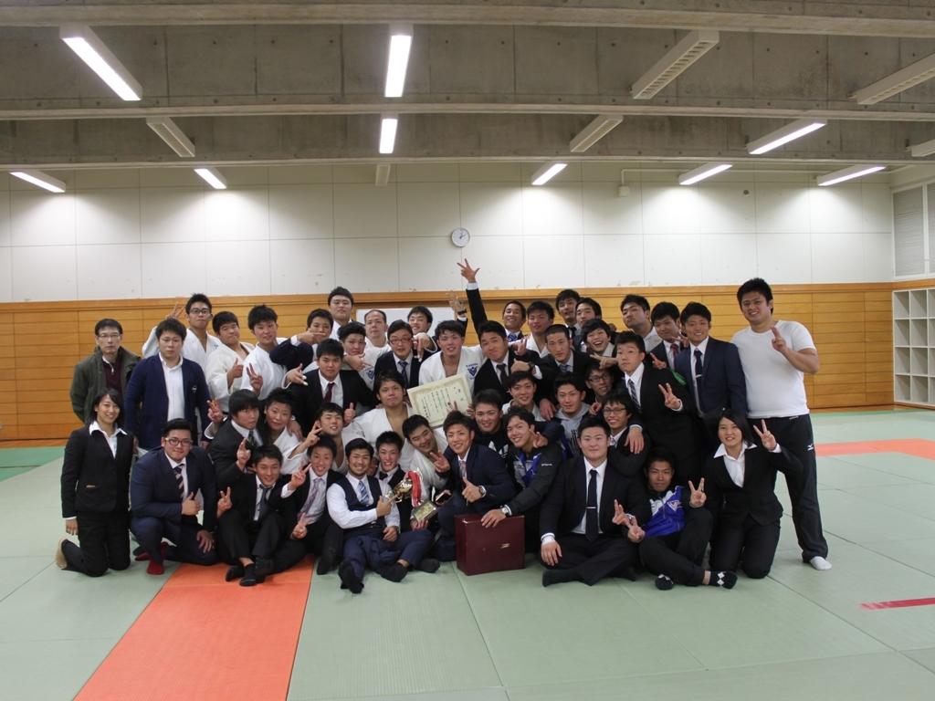 2016柔道優勝校2