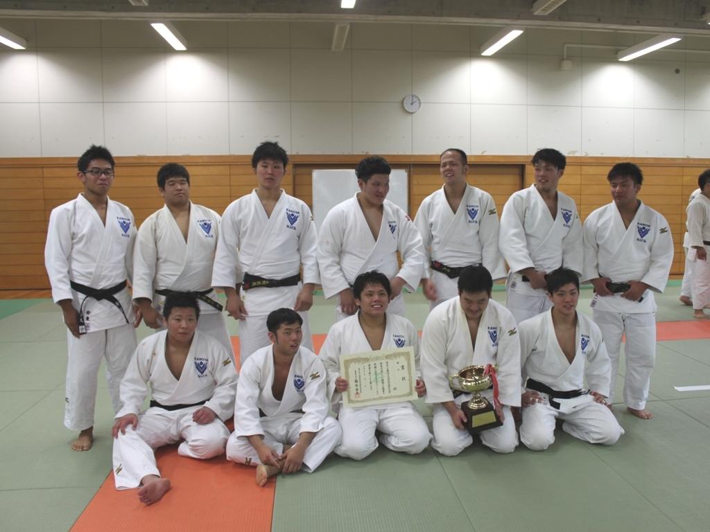 2016柔道優勝校1