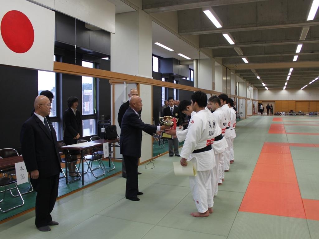 2016柔道表彰式