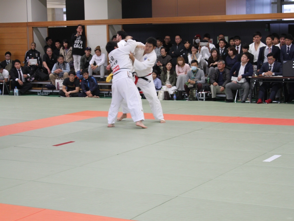 2016柔道決勝戦