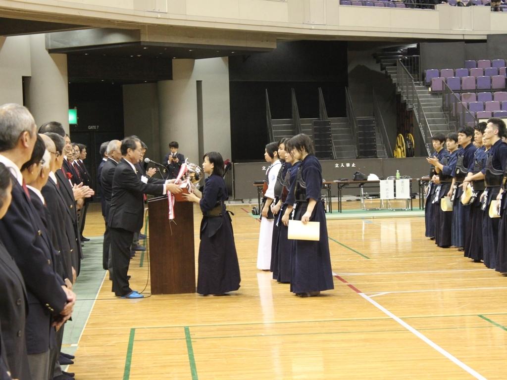 2016剣道表彰女子