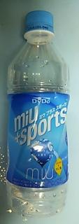 ミウ プラス スポーツ (ダイドー)