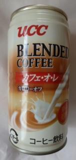BLENDED COFFEE カフェオレ