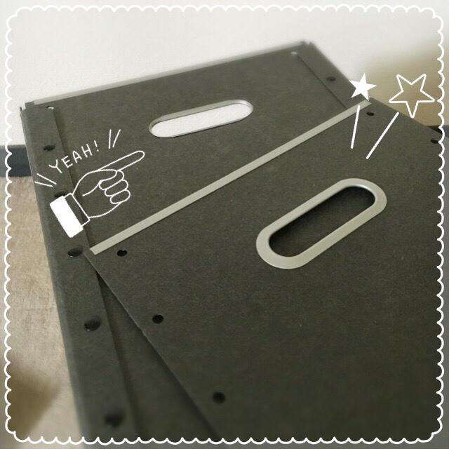 無印良品 硬質パルプボックス 収納