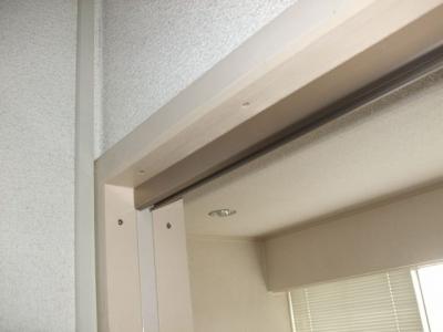 ドア枠の段差解消