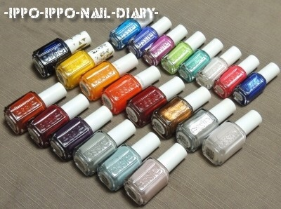 new polishes②
