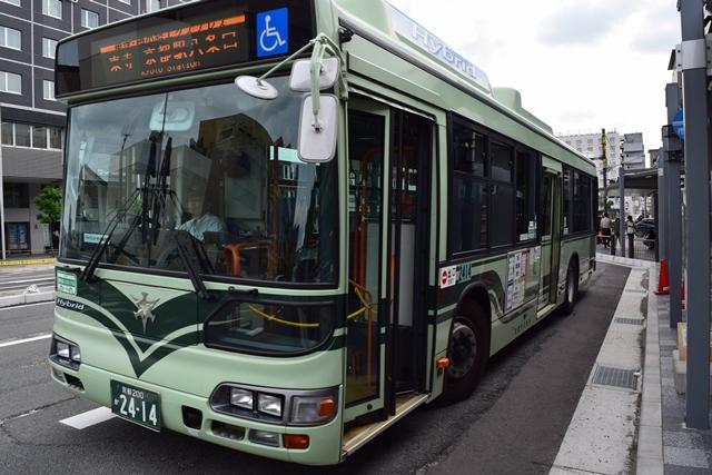 京都市バス1