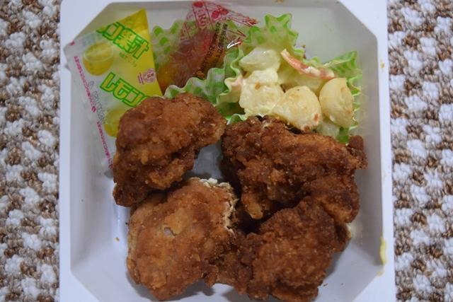 チキン弁当4