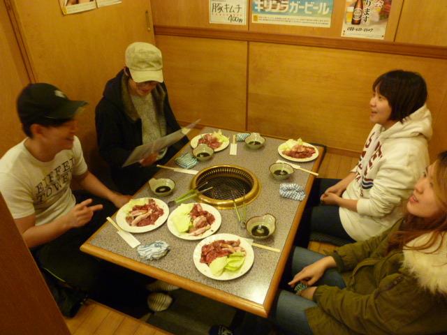 韓国の留学生