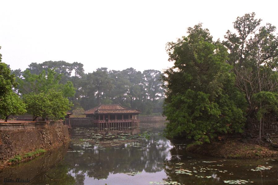 トゥドゥック帝陵池庭