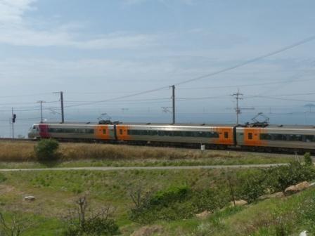 8000系特急形電車 2