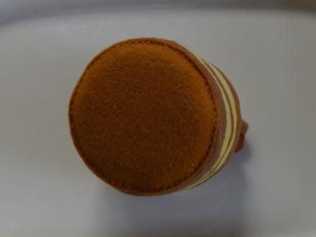 フェルト手芸 ケーキ キャメル・ムーン 5