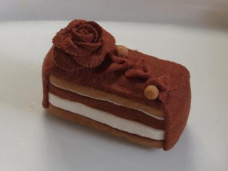 フェルト手芸 ケーキ ティラ・ラ・テ 1