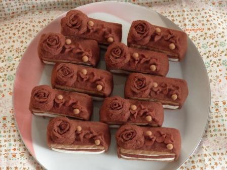 フェルト手芸 ケーキ ティラ・ラ・テ 7