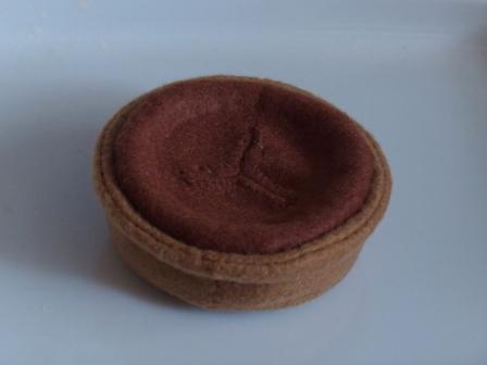 フェルト手芸 ケーキ タルト 3