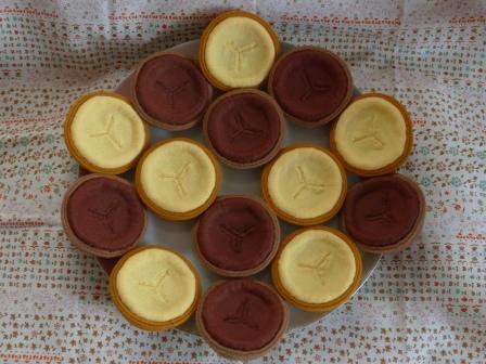 フェルト手芸 ケーキ タルト 7
