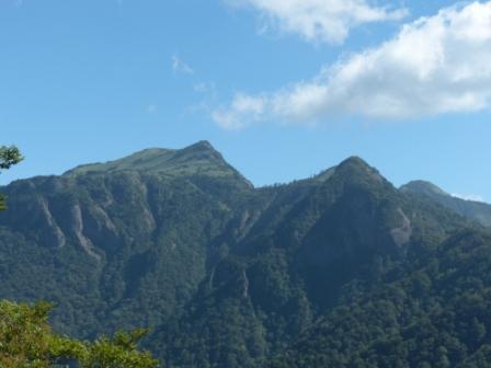山々の風景 2