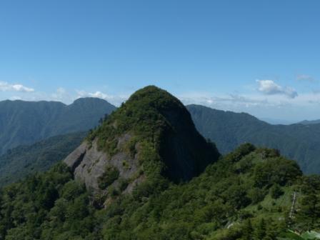 山々の風景 4