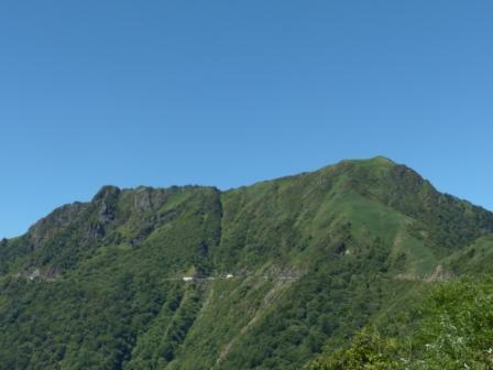 山々の風景 3