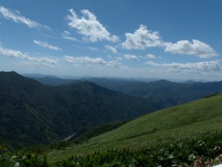 山々の風景 5