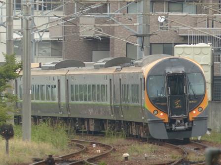 JR四国 8600系電車 4
