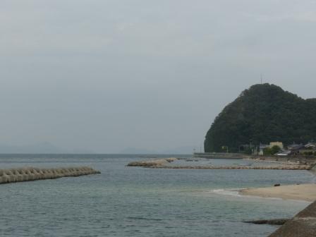 浅海の海岸 1