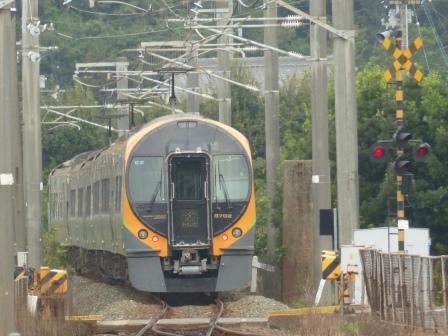 JR四国 8600系電車 5