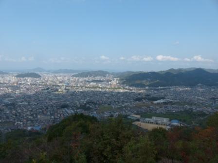 頂上からの眺め 1