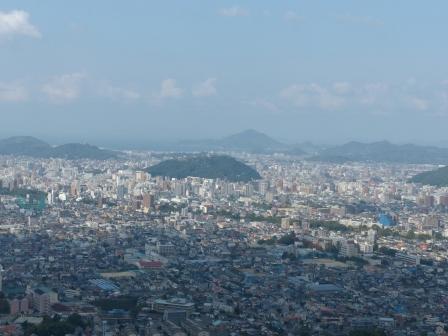 頂上からの眺め 2