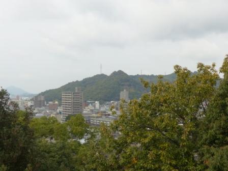 頂上からの眺め 3