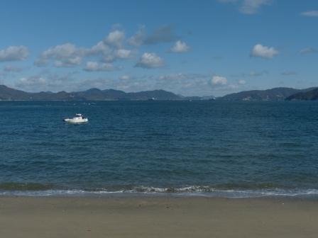 大角海浜公園 (近く) からの眺め 1