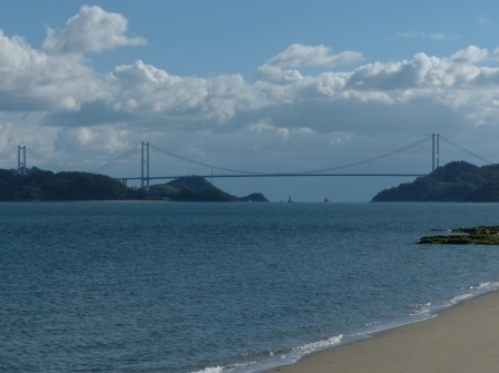 大角海浜公園 (近く) からの眺め 3