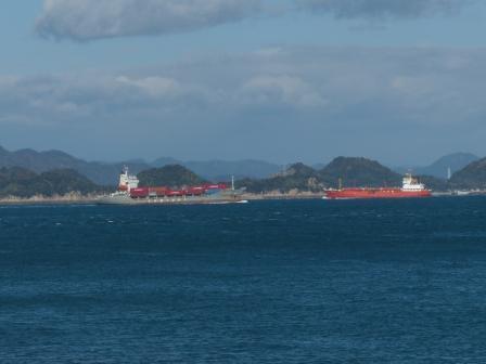 大角海浜公園 (近く) からの眺め 7