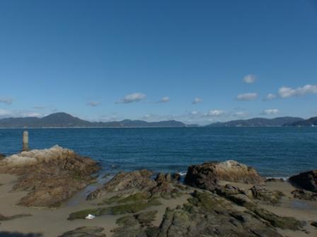大角海浜公園 (近く) からの眺め 8