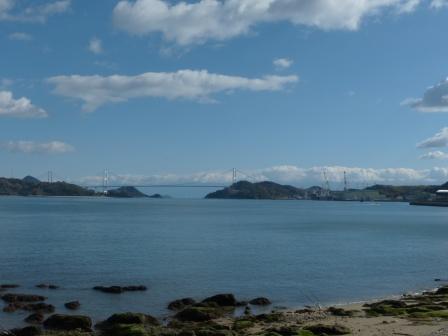 大角海浜公園 (近く) からの眺め 2