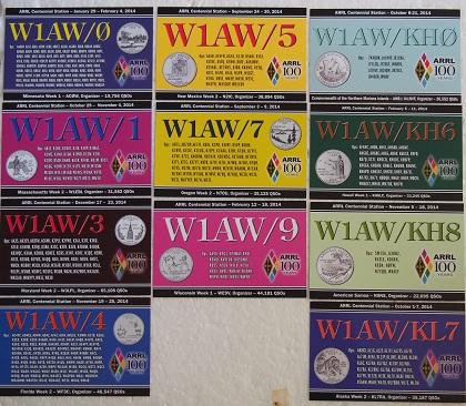 W1AW_100年