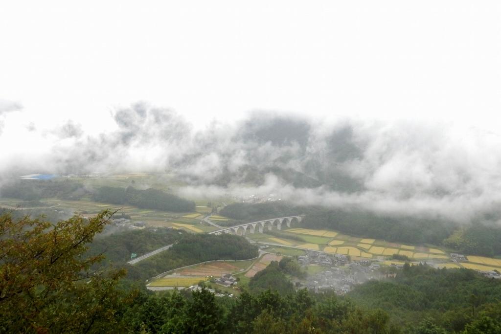 福知山、竹田城 100