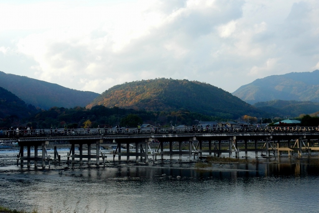 嵐山紅葉2016 065