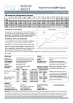 RWIF Fact Sheet 2016-09 (GBP) Income A Share Class[1]