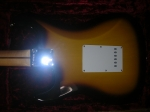 fender custom shop 57 stratocaster nos body back